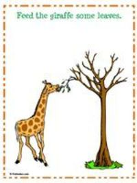 These Giraffe Play Dough Mats will help your students practice counting and fine motor skills. I have several new ideas sketched out for play dough math mats, a