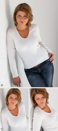 Posing Guide for Photographing Women. 7 Poses to get you 21 different photos.