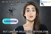Librium is an eminent medication that is used widely for the treatment of anxiety in individuals. Buy Librium 25mg online UK at cheap rates from Mtpuse.com with fast shipping facilities.