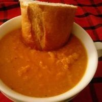 """best butternut squash soup ever"" - just made this tonight for the first time....delish!!!"