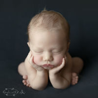 Just look at these pouty lips! How cute is this little guy?