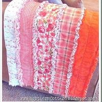 New type of rag quilt to try