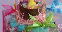 Cute Easter Gifts for Classmates Or How fun on a Dessert Table