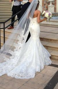 Many people actually have no idea how important wedding veils are. In fact, it is a finishing touch of the bridal look and they just have the power to turn you