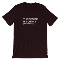 The Future Is...Tee $29.00