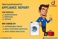 Are you searching for the Best Washing Machine Repair Services in Dubai? Hey! You are in the right place. Just Care is providing the best home appliances repair services Dubai at an affordable price. A washing machine is a costly home appliance, which is ...