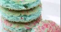 Cotton Candy Cake Cookies - My Honeys Place