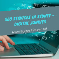SEO Services in Sydney - Digital Junkies  Digital Marketing is constantly evolving, but so are we. Our team of designers, social media experts, copywriters, web developers, schedulers and PR specialists are fully committed to keeping ahead of the game, ...
