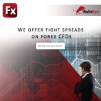 """Top Rated Forex Brokers Start your forex trading journey with award winning Top Rated Forex Brokers �€"""" BullsEye Markets now. Fast execution system and safety of clients funds our first priorities. Spread starts form 0:0 pips and leverage is u..."""