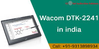 Global Audio Video Solutions are the best supplier of Wacom DTK- 2241 in India. It is 21.5�€ LCD Interactive Pen display with 5 customizable express keys which can help additional convenience to the users. Wacom DTK- 2241 uses Electromagnetic Resona...