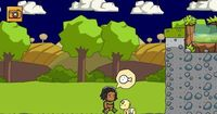 "My kids love Scribblenauts. Unfortunately, so does my husband. I say unfortunately because his scenarios tend to have a dark streak. Did you know that Scribblenauts will draw a cannibal for you? You do now. ""The Blasphemous Homemaker: Scribblenauts Wi..."