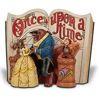 Disney Beauty and the Beast Story Book Figurine by Jim Shore | Disney StoreBeauty and the Beast Story Book Figurine by Jim Shore - Tale as old as time, sure as it can be. Jim Shore's enchanting art sculpture recreates an unforgettable movie moment as ...