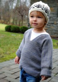 Easy Pullover for Babies, Toddlers andKids
