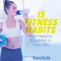 Fitness Habits You Should Establish in Your Twenties