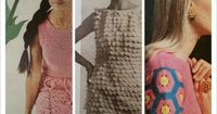 Australian Women's Weekly 1967 Knitting by allthepreciousthings