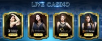 Here you can take the excitement of real-time gaming with live casino and online casino gaming from a variety of different tables and games including roulette, blackjack and baccarat.