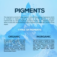 Pigment Manufacturers & Suppliers in India - Bansal Trading Company.