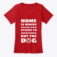 Funny Dog Quote Shirt for Women