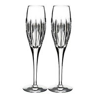 BB&Beyond two toasting Waterford crystal glasses for $75 - could have logo or name/words etched on it post-event