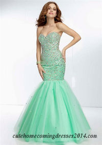 Mori Lee 95071 Crystals Mermaid Evening Gowns