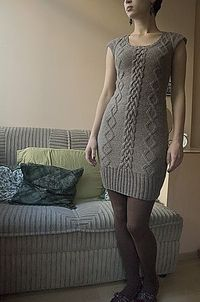 Another one i really want to knit. Love the cables