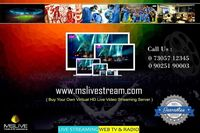 Live wedding streaming offers inventive online web applications that help couples wedding, businesses stream their events live over the internet in chennai, hyderabad, kerala, mumbai, delhi, bangalore and all Indian cities.