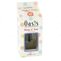 NYX Oasis Wear n Tear Nail Treatment 14ml Treat your Nails to an oasis of revitalizing therapy. Nourishing vitamins and nutrients have been used to formulate this spa treatment for radiant nails! http://www.comparestoreprices.co.uk/skin-care/nyx-oasis-wea...