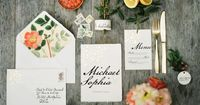 Peach and Cream Wedding inspiration ~ Peaches