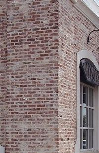 mortar washed brick - Google Search More