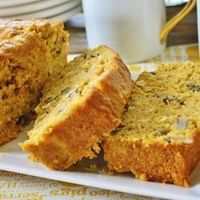 "Sweet Potato and Coconut Bread | ""This bread is a welcomed treat anytime. I especially love it with a good book and a cup of my favorite tea. Recipe can also be made in two 5x9-inch loaf pans."""