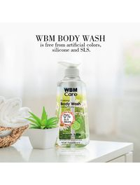WBM International Liquid Body Wash is a nourishing body wash that is formulated to care for and nourish your skin. The body washes natural fragrance adds a refreshing element to your everyday bath. Visit Now: https://wbminternational.pk/health-beauty/ba...