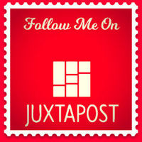 FOLLOW ME ON JUXTAPOST ~ U CAN USE THIS JUXTAPOST FOLLOW IMAGE FOR YOUR OWN SITE, LOVE FROM RUBY ROMINA x