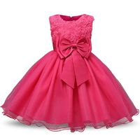 Infantil Princess Baby Girls Dresses Ball Gown Formal Sequin Party Dress Girl tutu Dress For Girls Teenager Wedding Kids Clothes $9.60