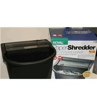 Royal JAWS Js1 8 Sheet Paper Shredder