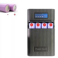 BOXU 18650 USB Battery Charger Power Bank For Phone