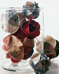 With simple household items, you can transform the holiday cards of the past into Christmas decorations of the present -- and create your family's own little recycling center in the process. -- Text isn't mine; credit to the original poster! I thi...