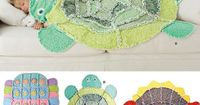Simplicity 2493: I've owned this turtle rag quilt pattern forever and I'm really bitter that I haven't found the time to make it! Rarr.