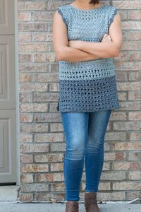 Olivia Free Crochet Top Pattern