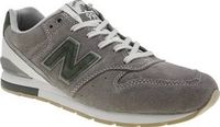 New Balance Grey Mrl996 V2 Mens Trainers Take it all in your stride this season, with the New Balance MRL996 V2. The retro runner arrives in grey suede, with pops of green and off-white. Classic N branding provides a stamp of authenticity, w http://www.co...