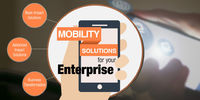 Enterprise Mobility Solutions are dominating modern workplaces. Small & large companies are using these solutions to connect people, machines and their processes, thus making information and data available at fingertips.