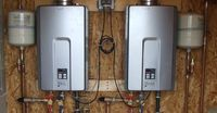 Pros & Cons of Tank-less Water Heater https://installmart.com/2020/12/31/pros-cons-of-tankless-water-heater/