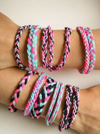 Thispostwas discovered by Emily Merritt. Discover (and save!) your own Pins on Pinterest. | See more about braided friendship bracelets, friendship bracelets tutorial and 5 strand braids.