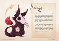 """NAMI   Bringing Mental Illness to Life as """"Real Monsters"""": In his watercolor collection, Real Monsters, Allen gives a face to serious mental illness including schizophrenia, borderline personality disorder and depression."""