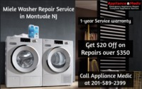 Miele washer repair in montvale NJ