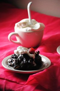 Mexican Chocolate Pudding Cake and Enter to Win an Autographed Cookbook by Aaron Sanchez