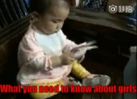 What you need to know about girls humor #gif #funnyGif #funny #humor #PMSLweb