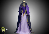 Fate/Stay Night Caster Cosplay Costume for Sale