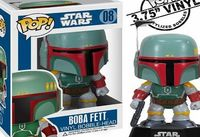 FunKo Star Wars Boba Fett Pop Vinyl Bobble Head * 3.75 vinyl figure * Officially licensed * Window box packaging * A great gift for any Ozzy fan! * Brand new (Barcode EAN = 0830395023861). http://www.comparestoreprices.co.uk//funko-star-wars-boba-...