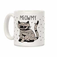 Meowmy Ceramic Coffee Mug $15.99 �œ� Handcrafted in USA! �œ� Support American Artisans