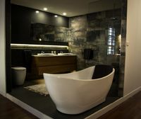 Often our clients favourite part of their renovation is visiting our showroom in the Newcastle suburb of Belmont to discuss their dream bathroom and watch their design come to life with one of our team.